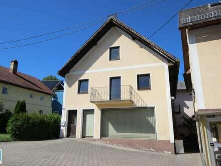 gepflegte, teilmöblierte ca. 90m² Mietwohnung im Zentrum von Peuerbach zu vermieten