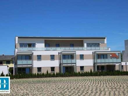 tolle 48,81m² Neubauwohnung am Ortsrand von Eferding zu vermieten