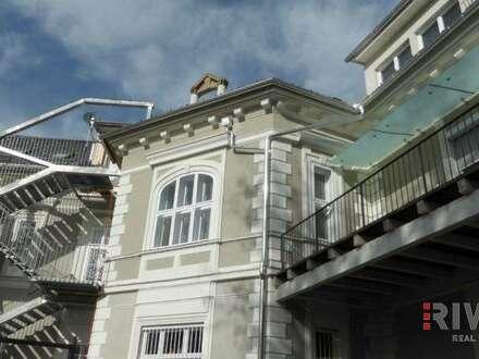 Neu aufgebaute Stilbauvilla im Herzen von Klagenfurt - letzte freie Wohnung in der Villa