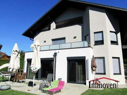 Exklusives Einfamilienhaus in Ruhelage mit Aussicht – Nähe Graz und sofort beziehbar!