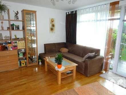 Herzliche 2-Zimmer-Gartenwohnung in ruhiger Lage Anthering