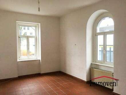 Unbefristet - Wohnen im stilvollen Ambiente im ehemaligen Herrenhaus - ab sofort!