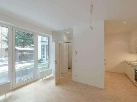 ab Feb. 2020: Zweizimmer-Wohnung mit Terrasse in der Kaiserstraße 68! (Erdgeschoß Hofseitig)