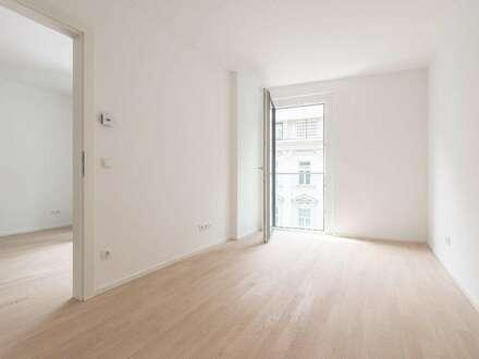 Ab 01.12. moderne 2-Zimmer-Wohnung mit Loggia in top Lage - Kaiserstr. 82! **Videobesichtigung**