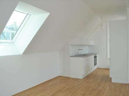 ERSTBEZUG in TOP LAGE: 2 Zimmer mit kleiner Dachterrasse