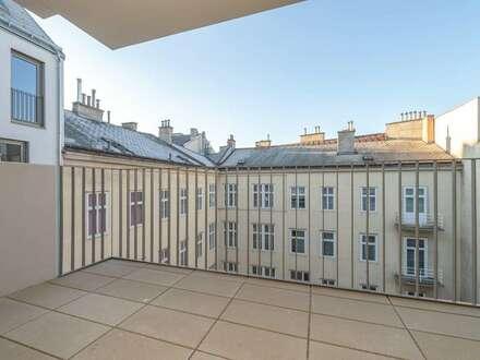 VIDEO-TOUR: perfekte Stadtwohnung mit Balkon in der Margaretenstraße 25 // Erstbezug ab sofort!