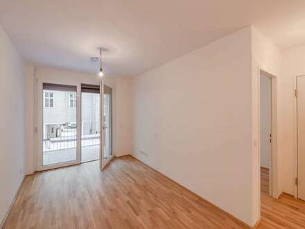 VIDEO-TOUR: ideale 2er WG-Wohnung mit Balkon in bester Stadtlage (Erstbezug)!