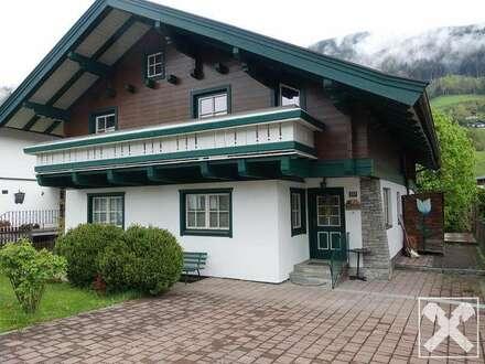 Charmantes Einfamilienhaus in Bramberg