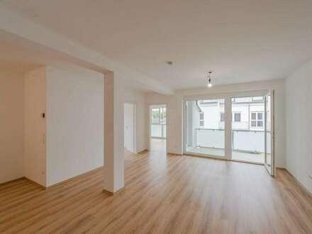 ab sofort: großzügige 3 Zimmer Wohnung mit Terrasse! Garage inkl.!