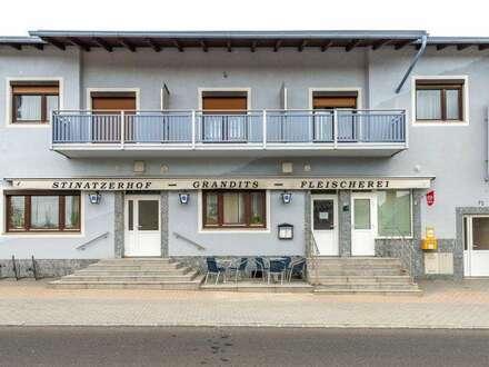 2 * Hotel mit Entwicklungspotenzial für Alterswohnen oder Jugendherberge