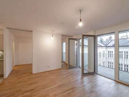 VIDEO-TOUR: Wohnkomfort auf höchstem Niveau in der Margaretenstraße 25 - ideale Kleinwohnung + Balkon!