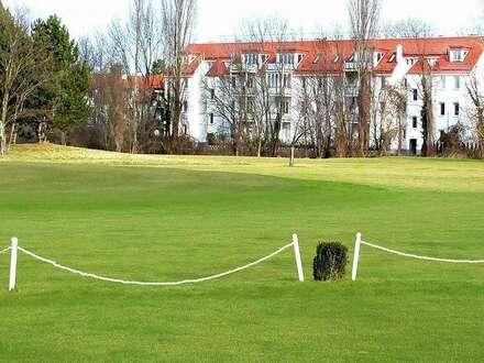 #Am Golfplatz