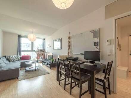 **ruhige 2 Zimmer Neubauwohnung im 7. Bezirk (Kaiserstraße) / Mariahilfer Straße fußläufig erreichbar!