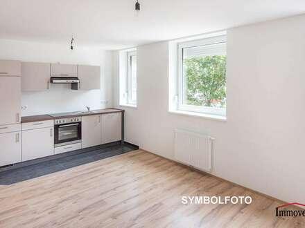 """""""VILLAGE CORNER"""" - ERSTBEZUG nach Sanierung - Schöne 2-Zimmerwohnung mit großem Garten"""
