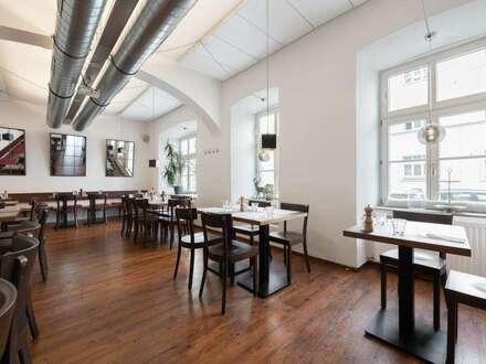 Tolles Restaurant mit wunderschönem Gastgarten !