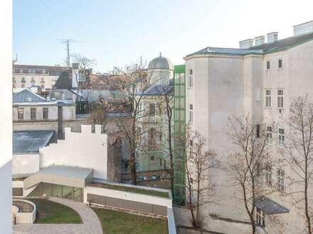 ERSTBEZUG - ab sofort: 4 Zimmer + sonniger, hofseitiger Balkon in der Margaretenstraße 25!