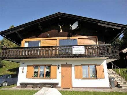 Ferienhaus mit zwei Wohneinheiten inkl. Saunahaus – Toplage am Hochrindl, zweitwohnsitzgenehmigt