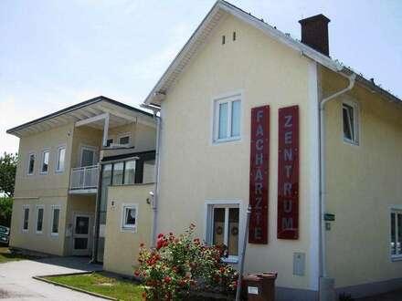 Miete - Ordinationsräumlichkeiten mit angeschlossener Kleinwohnung in Hartberg