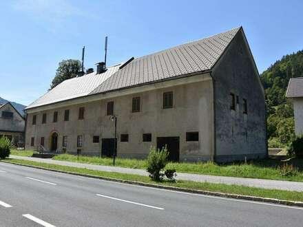 Mehrfamilienwohnhaus - Pension, Nähe Tarvis bzw. Villach