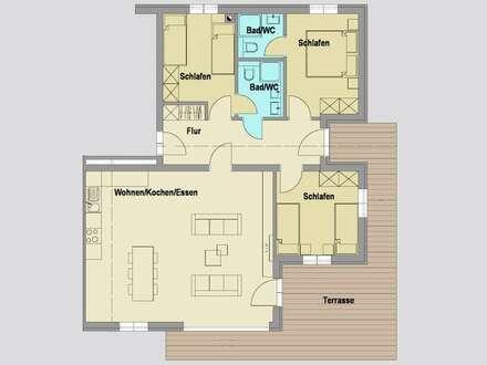 Bad Gastein (AT) / 4 Zimmer-Wohnung
