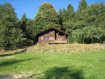 Komfort Berghütte in wunderschöner sonniger Alleinlage als Zweitwohnsitz – Nähe Aurach bei Kitzbühel/Skigebiet Kitzbühel