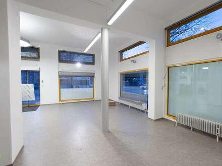 Innsbruck-Stadt - Verkaufs/Büroflächen am Sillufer