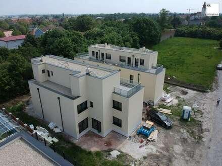 """Doppelhaushälfte 170m² Wfl/Nfl. / 6 Zimmer / 160m² Eigengarten in Groß-Enzersdorf """"Schlüsselfertig"""""""