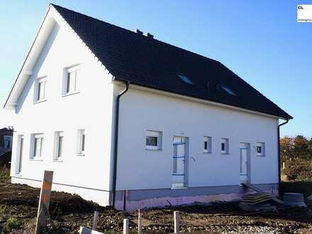 Neues Wohnprojekt in Guntramdorf. Doppelhaushälften in verschiedenen Varianten - Noch große Auswahl!