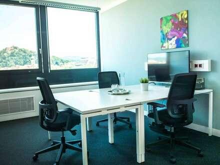Ihr Privatbüro für 3-4 Personen - Graz City Tower