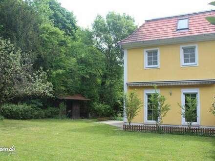 Eckreihenhaus mit Garten und Wald - Ronja Räubertochter - Feeling in der Biedermeierstadt
