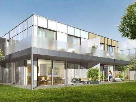 Energie-aktives Wohnen - Doppelhaushälfte in Baumgartenberg