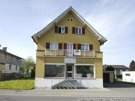 Gelegenheit: Wohn- und Geschäftshaus im Zentrum von Hohenems zu verkaufen!