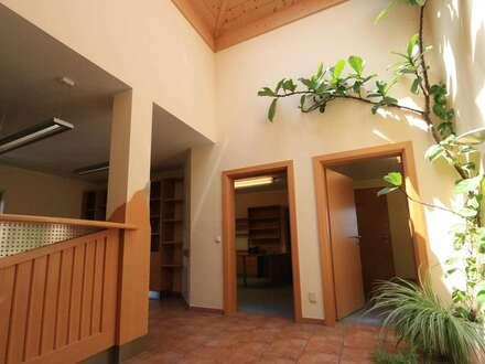 Helle und freundliche Praxis- bzw. Büroräumlichkeiten zu vermieten