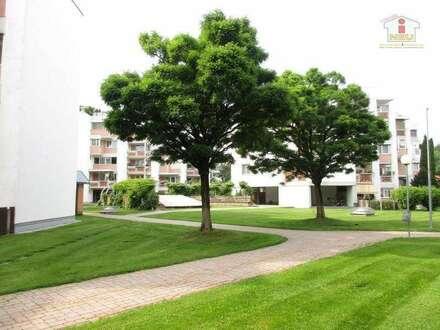 3 Zimmer - Gartenwohnung in bester Lage, Paracelsusgasse neben dem Landeskrankenhaus Klagenfurt