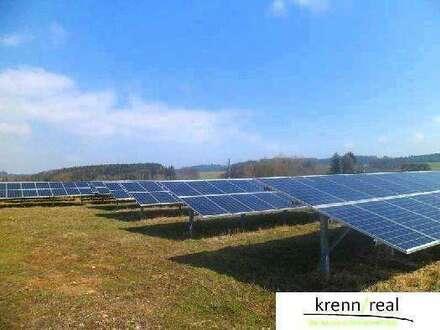 Anleger aufgepasst !! Wertanlage + Photovoltaikfeld - Sicheres Investment für die Zukunft mit toller Rendite