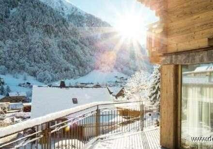 Traumhafte 75 m² Ferienwohnung im schönen Brandnertal! Neubau! Top 2