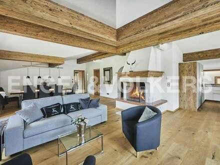 W-0281QZ Exklusive Lifestyle Penthouse mit unverbaubarem Blick in sonniger Lage