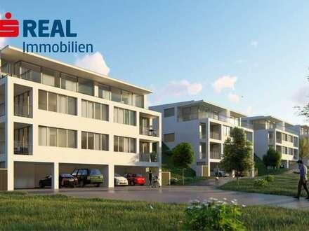 Wohnen am Weissenbach in Hall - 4 Doppelreihenhäuser