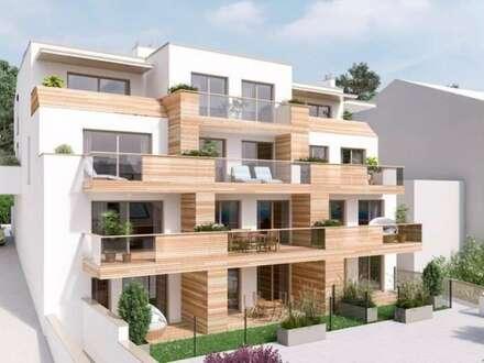 EXKLUSIVE DONAUTERRASSEN - Eigentumswohnung in Klosterneuburg/Kritzendorf - TOP 1.8 - PROVISIONSFREI