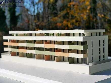Wohnen wo der Traum wahr wird +++ 95 m² DG-Whg / 4 Zi / 79 m² Traumterrasse +++ ZUM LEISTBAREN PREIS