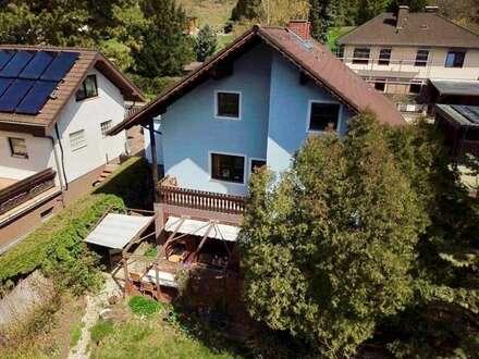Oberpiesting - gepflegtes Familienwohnhaus in sonniger, ruhiger Südlage