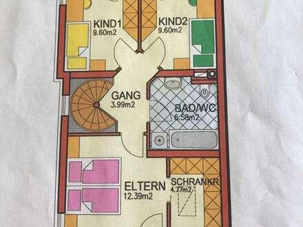 Maisonette Wohnung unmittelbare Liftnähe 300 Meter zur Talstation Spieljochbahn (NEU) Fügen/ZILLERTAL