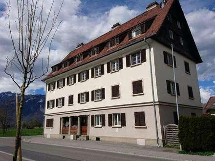 4 Zimmerwohnung - Grenznähe Feldkirch/Nofels