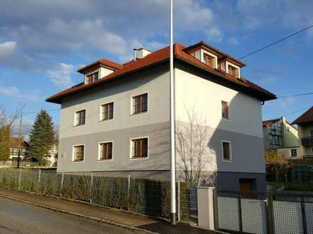 104 m² Wohnung im 1. OG mit 182 m² Gartenanteil