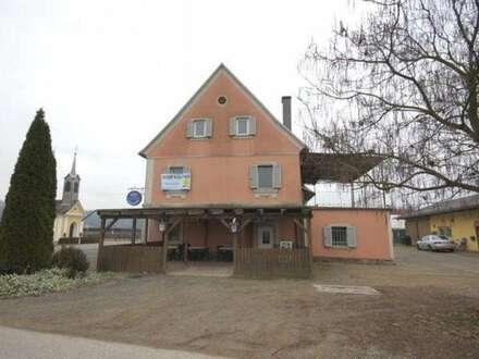 Versteigerung! Ehemalige Gärtnerei - Großes Wohnhaus mit schönem Grundstück - Frauental, Nähe Deutschlandsberg