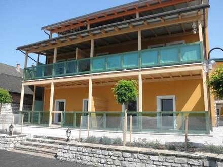 Gepflegte Mietwohnung mit Balkon im Zentrum von Jennersdorf!