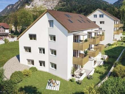 Wohnprojekt Bad Häring modern und wertbeständig wohnen Top B5