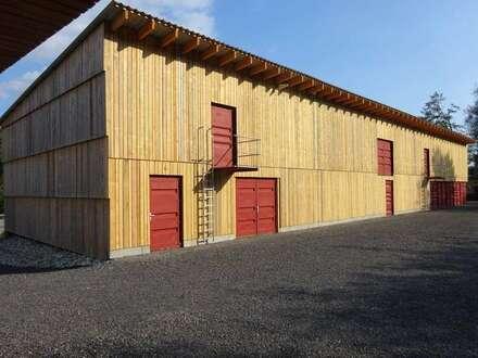 Neues Container-Lager mit großzügigem Gewerbegrundstück in bester Lage!