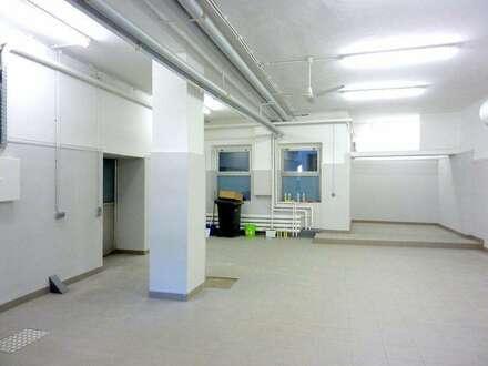 Lagerhalle - Atelier - Ausstellung