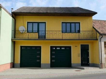 Einfamilienhaus mit zusätzlicher Einlegerwohnung im Herzen des Weinviertels